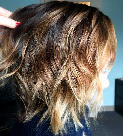 New Short Curly Hairstyles for Women - 14