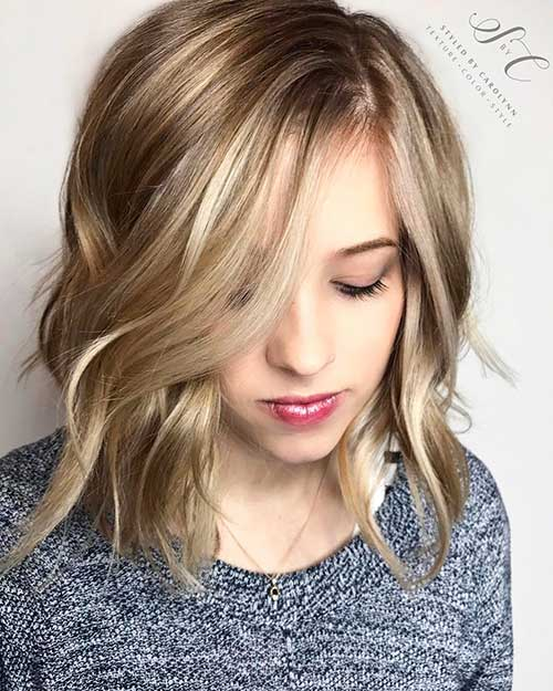 New Short Hairstyles for Girls - 14