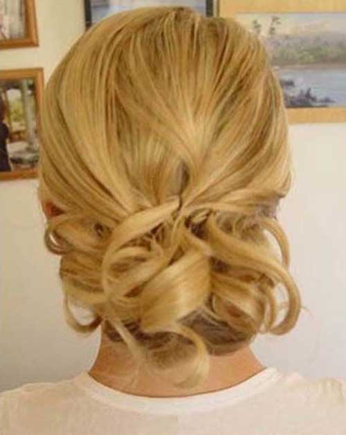 Hairstyles for Short Medium Hair-14