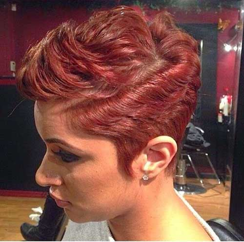 Red Pixie Hair-14