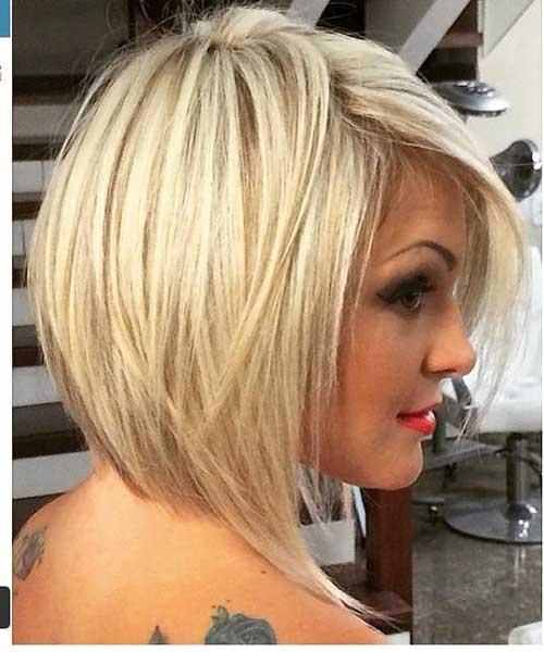 Short Hair For 2015-14