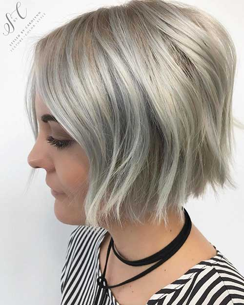 Short Hairstyles Girls - 15