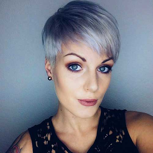 Short Hairstyles - 15