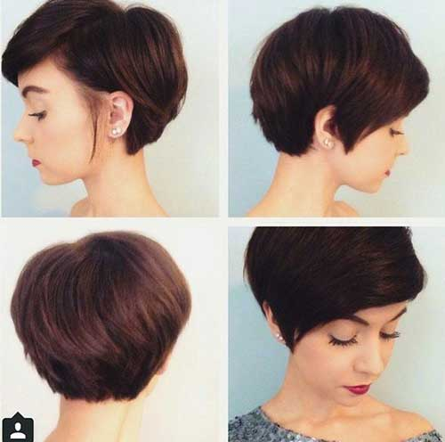 Hairstyles For Short Hair 2014-15
