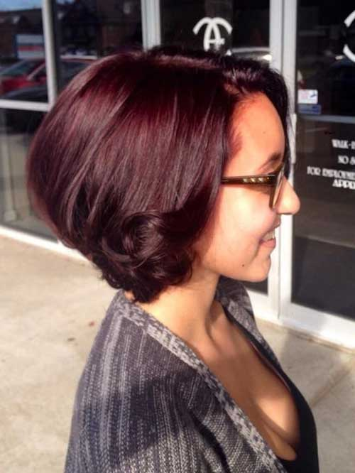 Short Hair Colors-15