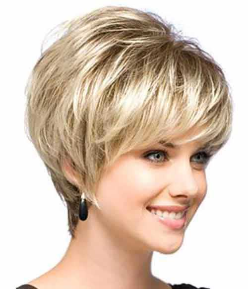 20+ Short Haircuts For Over 50