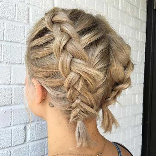 Updos for Short Hairstyles-15
