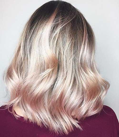 Pink Short Hair - 16