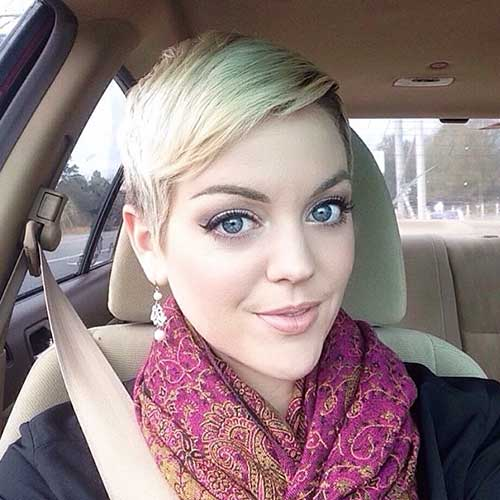 Short Blonde Haircuts - 16