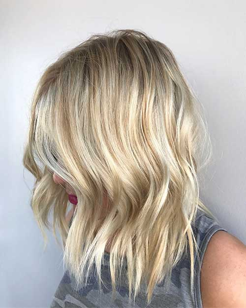Short Blonde Hairstyles - 16