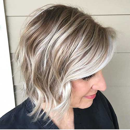 Short Layered Haircuts - 16
