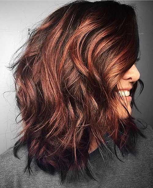 Short Messy Hair - 16