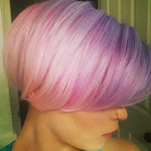 Pink Short Hair - 17