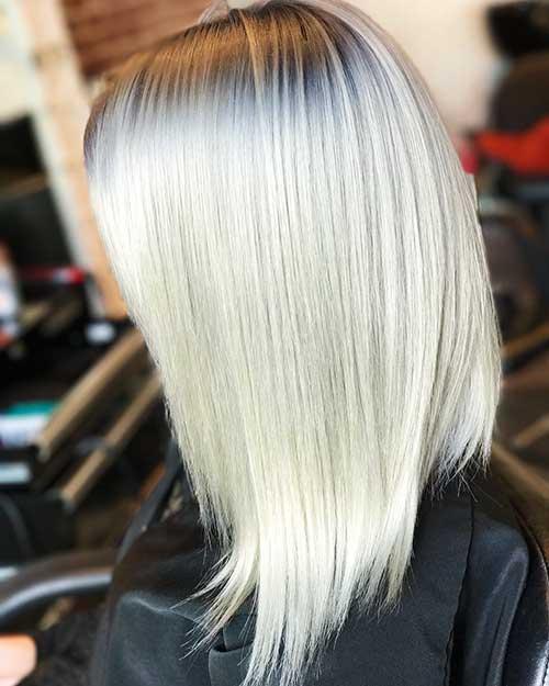 Short Blonde Hair - 17