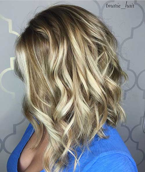 Short Blonde Haircuts 2017 - 17