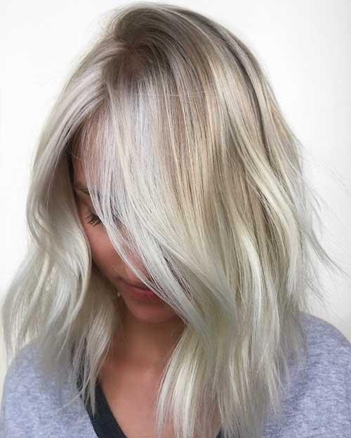 Short Blonde Hairstyles 2017 - 17
