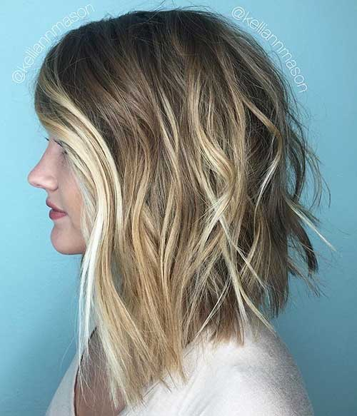 Short Choppy Hairstyles 2017 - 17