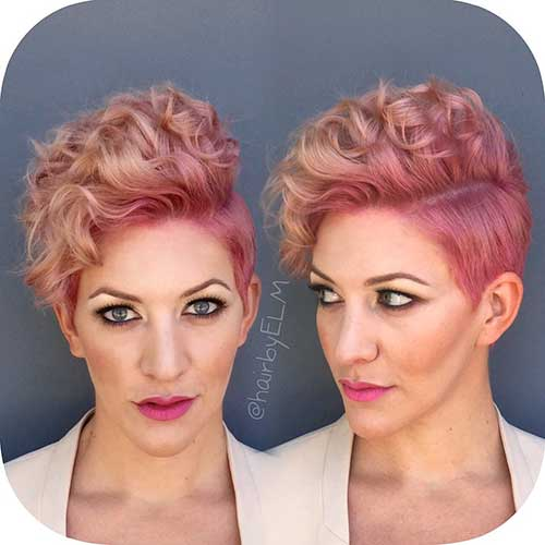 Short Curly Hairstyles 2017 - 17