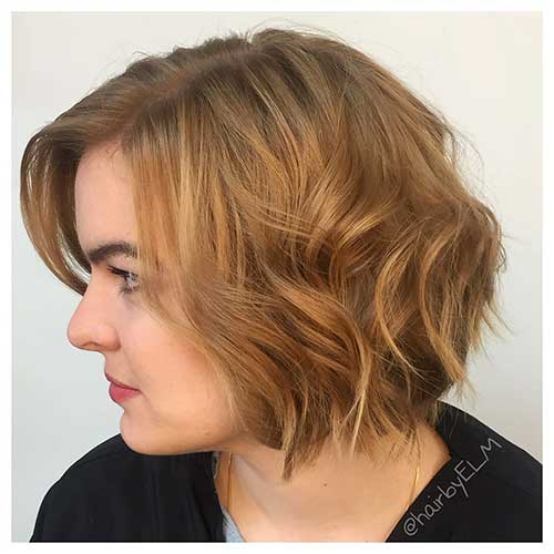 Short Curly Hairstyles for Women 2017 - 17