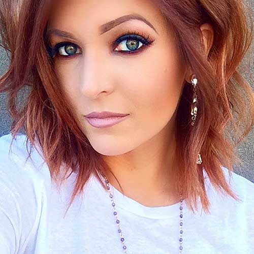 New Hairstyles: 30+ Latest Layered Haircut Pics For Alluring Styles