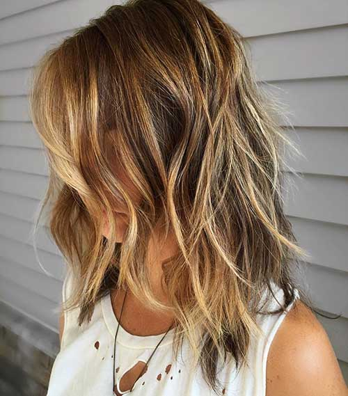 Short Layered Hairstyles 2017 - 17