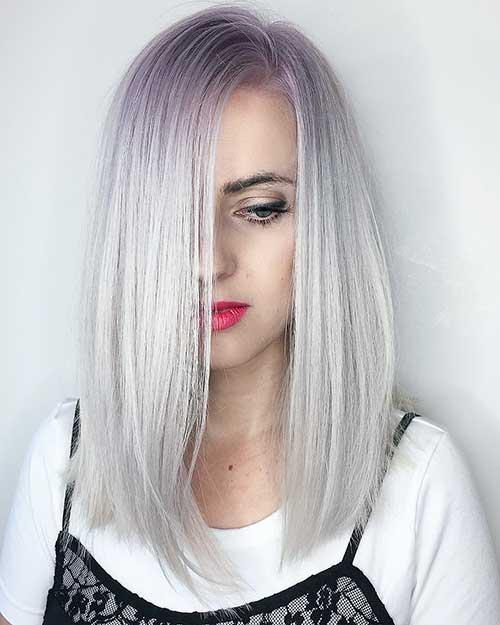 Short Straight Hairstyles 2017 - 17