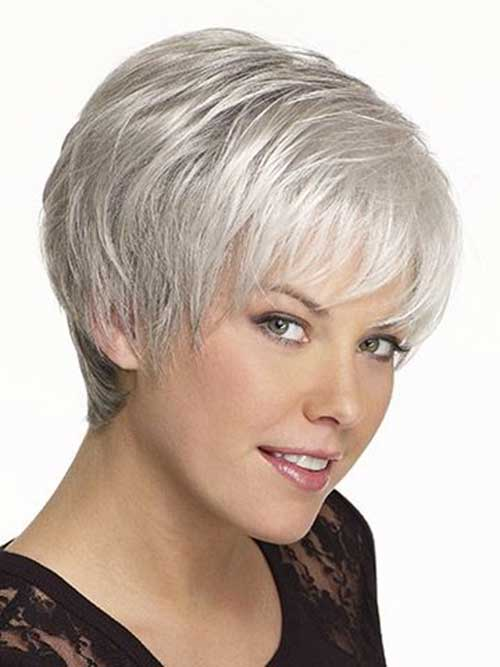 20 Short Haircuts For Over 50