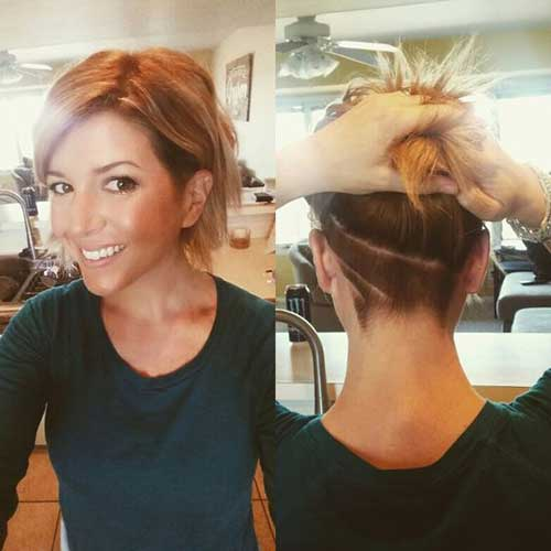 Trendy Short Hairstyles-17
