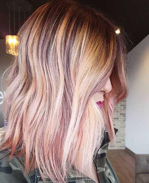 Pink Short Hair - 18