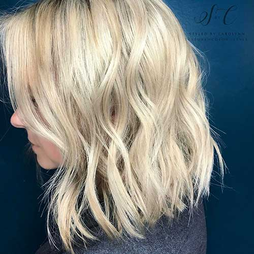 Short Blonde Haircuts - 18