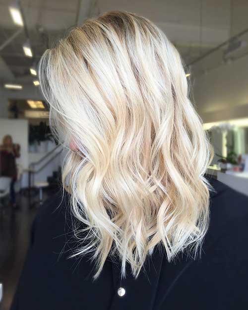 Short Blonde Hairstyles - 18