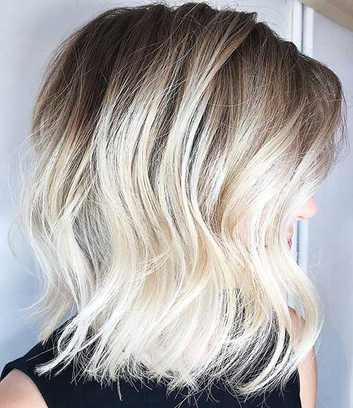 Short Blonde Hairstyles - 18