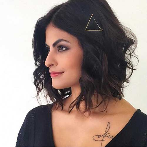 Short Haircuts for Curly Hair - 18
