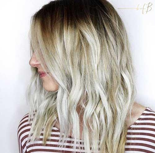 Short Wavy Hair - 18