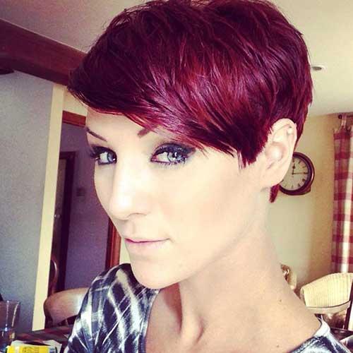 Red Pixie Hair-18
