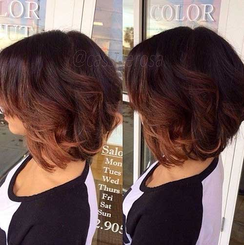 Short Haircuts For 2015-18