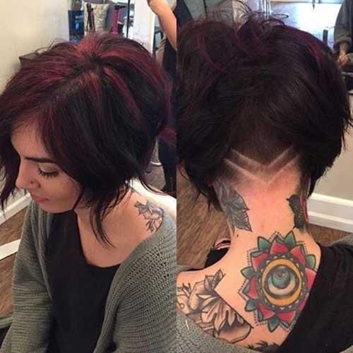 Trendy Short Hairstyles-18