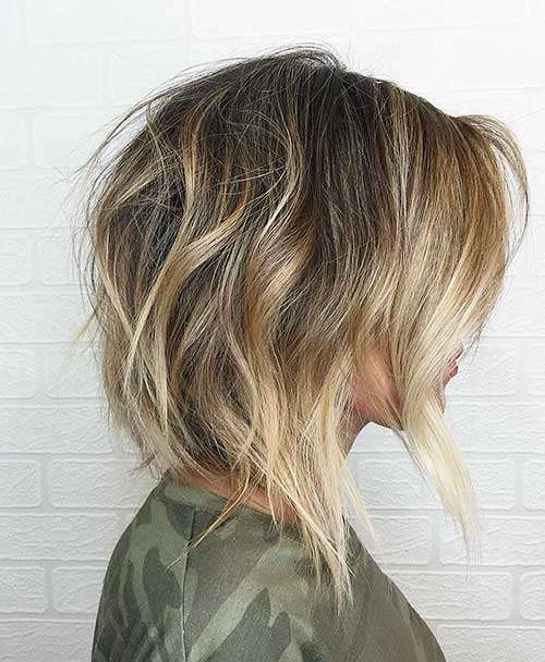 Short Choppy Hairstyles 2017 - 19