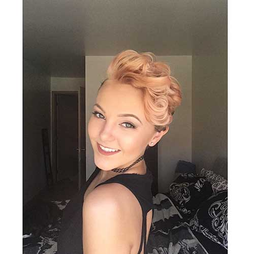 Short Curly Hairstyles 2017 - 19