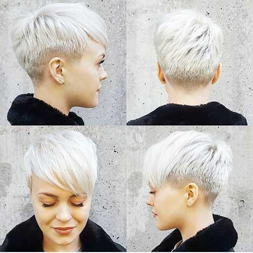 Short Haircuts 2017 - 19