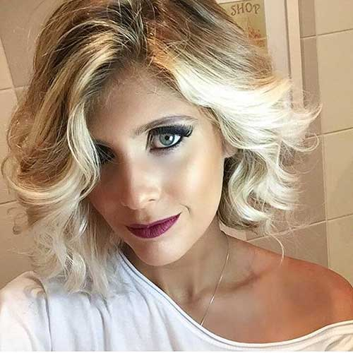 Short Haircuts for Curly Hair 2017 - 19