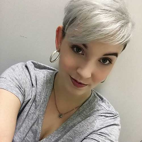 Short Hairstyles for Girls 2017 - 19