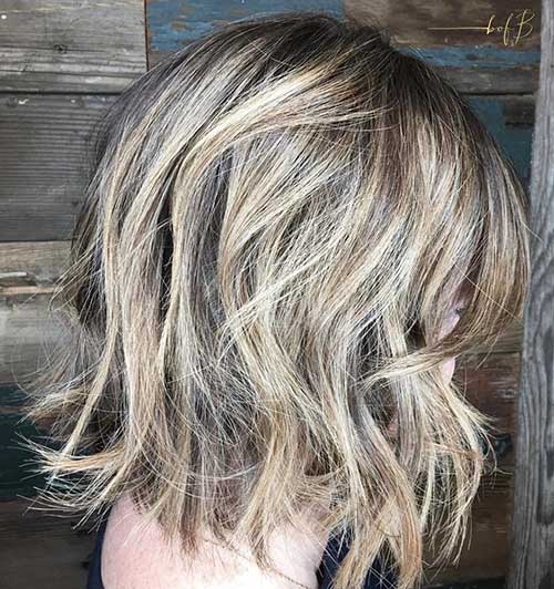 Short Hairstyles for Women 2017 - 19