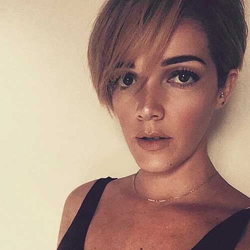 Sophisticated Short Hair Ideas with Bangs | Short Hairstyles 2017 ...