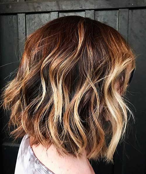 Short Layered Hairstyles 2017 - 19