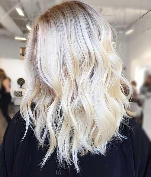 Latest Short Blonde Hair - 20