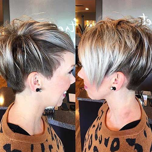 Latest Short Layered Haircuts - 20