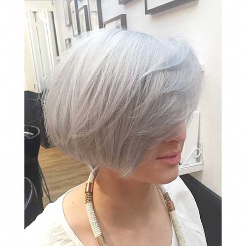 New Short Haircuts for Women - 20