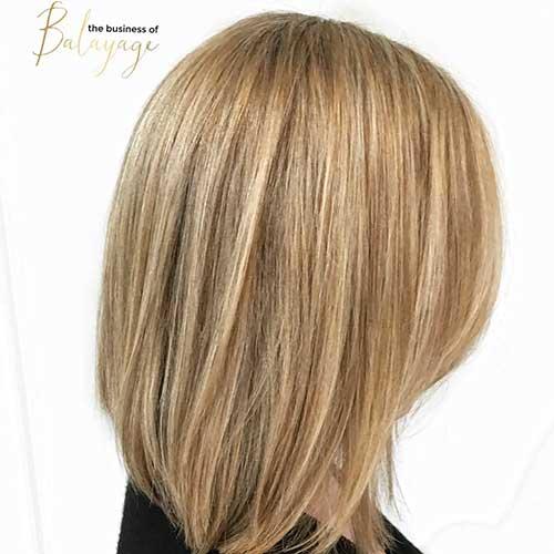 New Short Straight Hair - 20