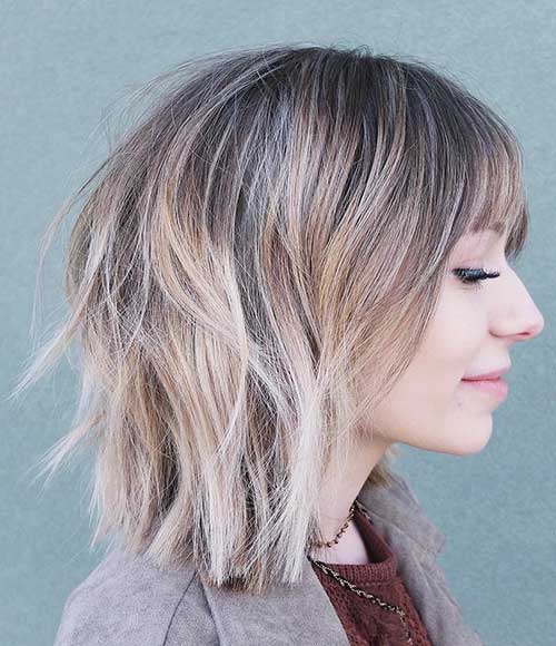 Nice Hairstyles for Short Hair - 20